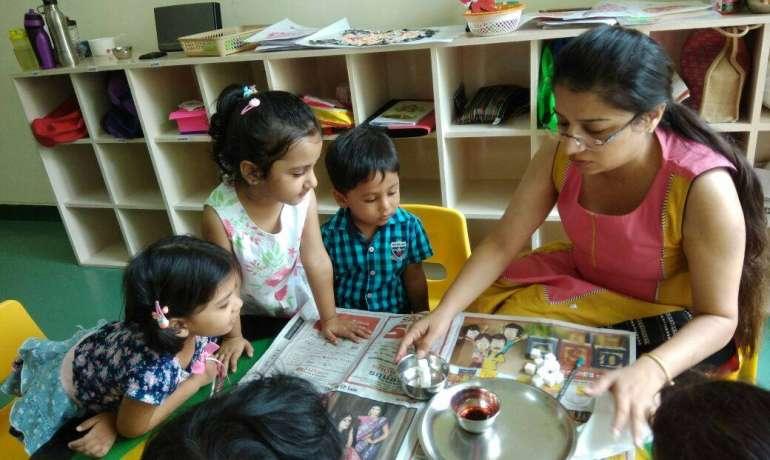 Focus of our Curriculum